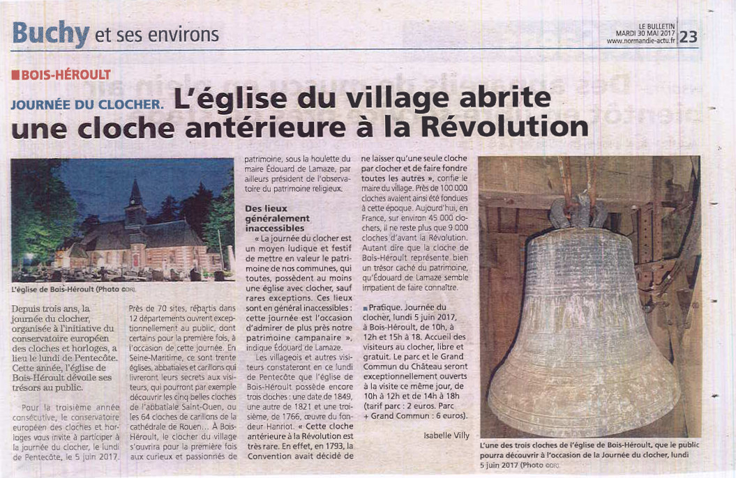 2017 06 article cloche pentecote